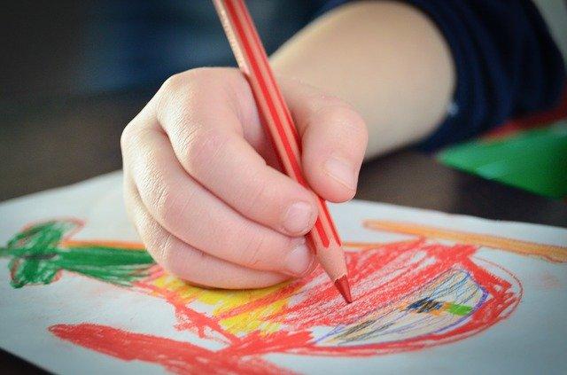 talent rysowanie